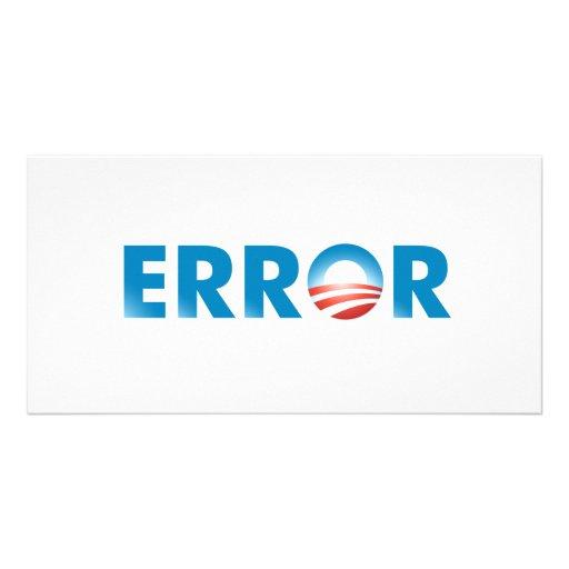 ERROR PHOTO CARD