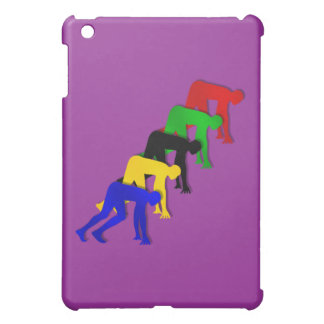 ers on your marks get set go sing iPad mini covers