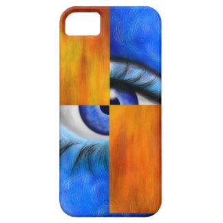 Ersebiossa V1 - hidden eye Case For The iPhone 5