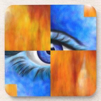 Ersebiossa V1 - hidden eye Coasters
