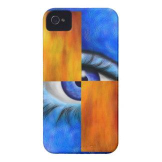 Ersebiossa V1 - hidden eye iPhone 4 Covers