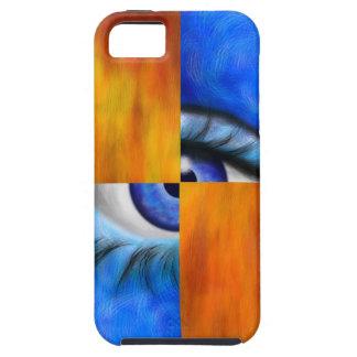 Ersebiossa V1 - hidden eye iPhone 5 Covers