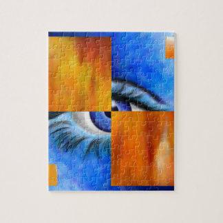Ersebiossa V1 - hidden eye Jigsaw Puzzle