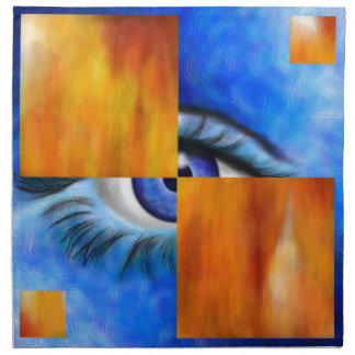 Ersebiossa V1 - hidden eye Napkin