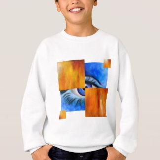 Ersebiossa V1 - hidden eye Sweatshirt
