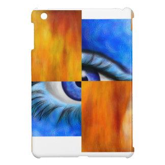 Ersebiossa V1 - hidden eye without back iPad Mini Cover