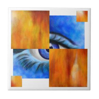 Ersebiossa V1 - hidden eye without back Tile