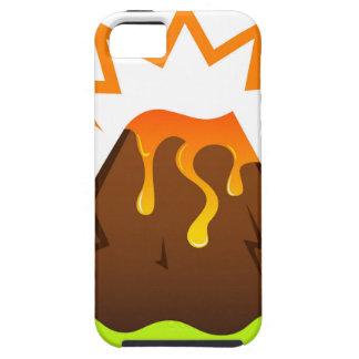 Eruption lava Kids room design iPhone 5 Covers