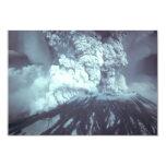 Eruption of Mount Saint Helens Stratovolcano 1980 Invites