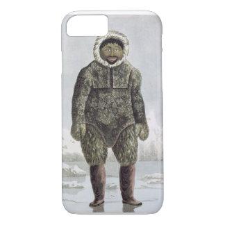 Ervick, a Native of Prince Regent's Bay, engraved iPhone 7 Case