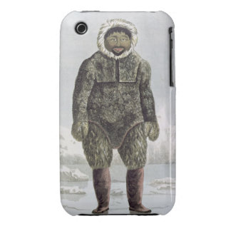 Ervick, un indigène de Bay de prince Regent's, gra Coque Case-Mate iPhone 3