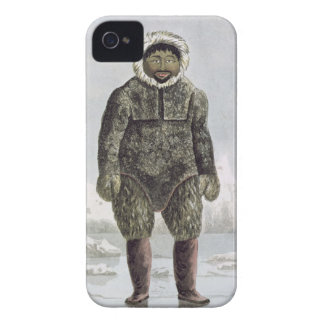 Ervick, un indigène de Bay de prince Regent's, gra Coque iPhone 4