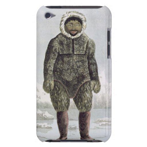 Ervick, un indigène de Bay de prince Regent's, gra Coques Barely There iPod