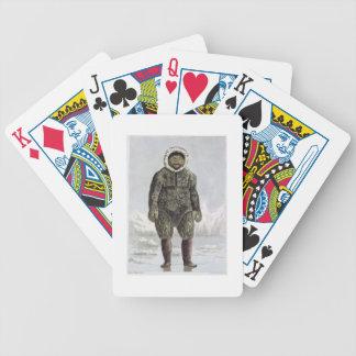 Ervick, un indigène de Bay de prince Regent's, gra Jeux De Cartes Poker