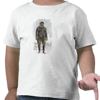 Ervick, un indigène de Bay de prince Regent's, T-shirts