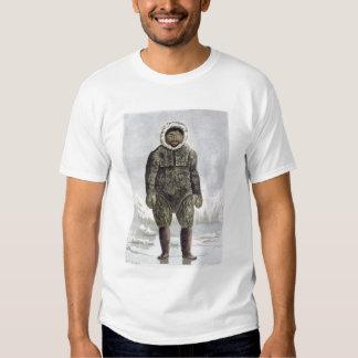 Ervick, un indigène de Bay de prince Regent's, Tshirts