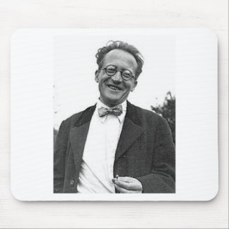 erwin schrodinger mouse pad