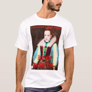 erzsebet7a, ERZSEBET BATHORY, BLOOD COUNTESS T-Shirt