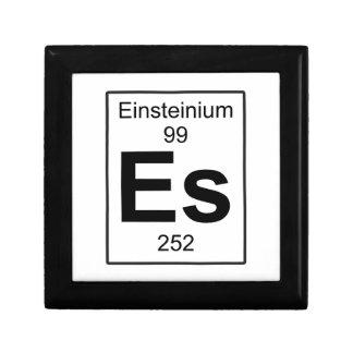 Es - Einsteinium Gift Box