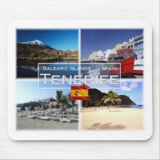 ES  Spain - Espana - Canary Islands - Tenerife - Mouse Pad