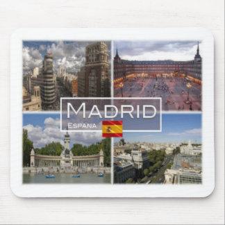 ES Spain - Espana - Madrid - Mouse Pad
