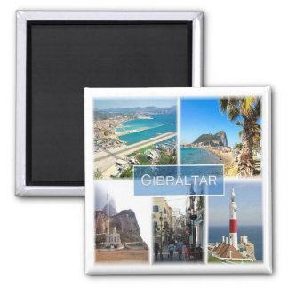 ES * Spain - Gibraltar Magnet