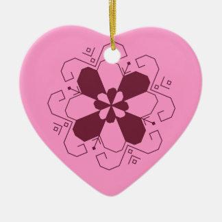 Es Tevi Milu sirsnina Ceramic Ornament