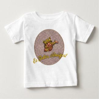 Es Todos, Amigos! Baby T-Shirt