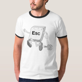 Esc Men's Ringer T-shirts