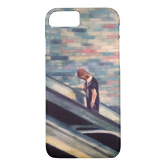 Escalator Down iPhone 7 Case