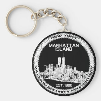 Escape From New York Keychain