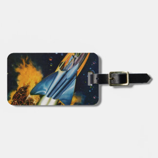 Escape from the Exploding Planet Bag Tag