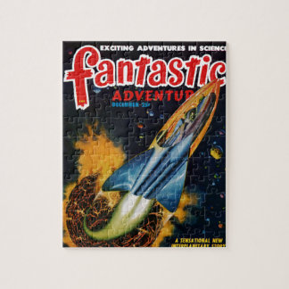 Escape from the Exploding Planet Jigsaw Puzzle