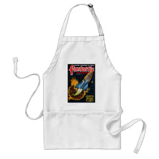 Escape from the Exploding Planet Standard Apron
