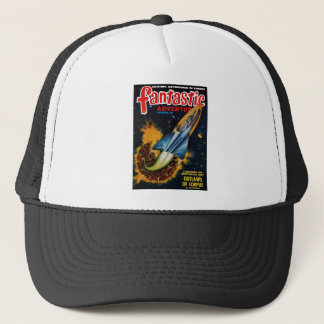 Escape from the Exploding Planet Trucker Hat