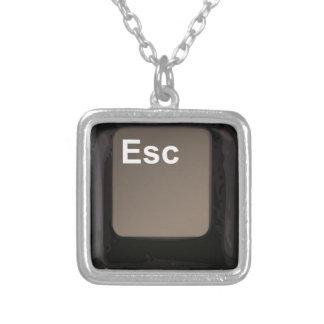 Escape Key / Button Jewelry