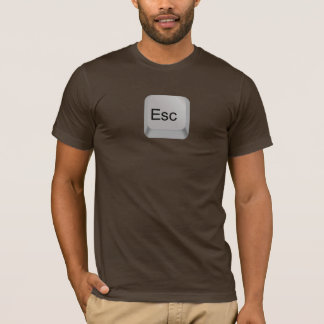 Escape Key Small T-Shirt
