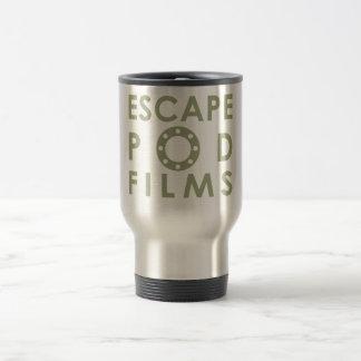 Escape Pod Films Travel Mug