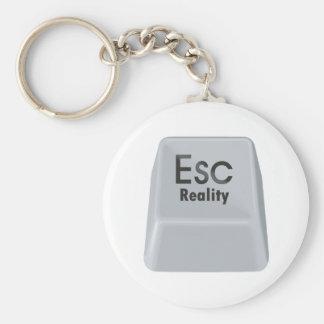 Escape Reality Keychain