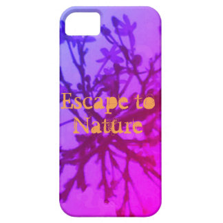Escape to nature iPhone 5 covers