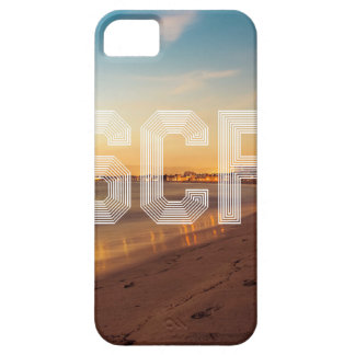 Escape to the beach design case for the iPhone 5