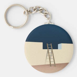 Escape To The Stars Keychain