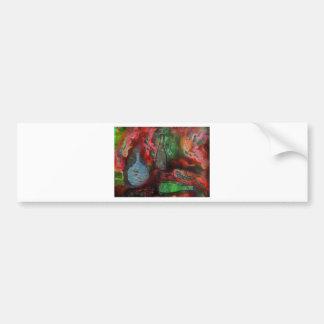 Escaping aromas bumper sticker