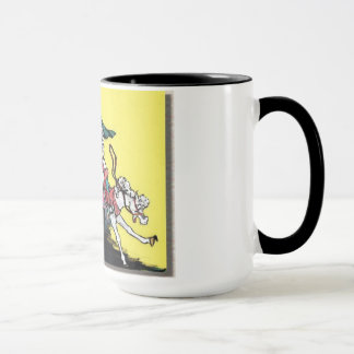 Escaping the Merry-Go-Round Mug