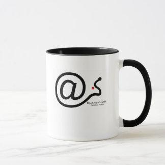 Escargot Cafe Mug