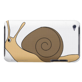 Escargot de jardin étuis iPod touch