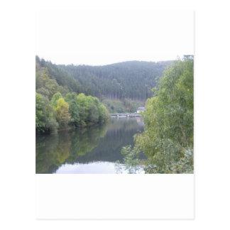 Esch sur Sûre, Luxembourg Postcards