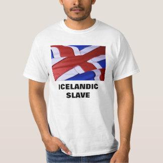 ESCLAVE D'ISLANDAIS T-SHIRT