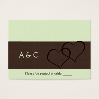 Escort Cards • Personalized