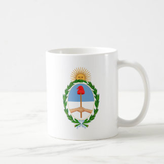 Escudo de Argentina - Coat of arms of Argentina Coffee Mug